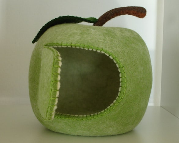 Apfelhausgruen