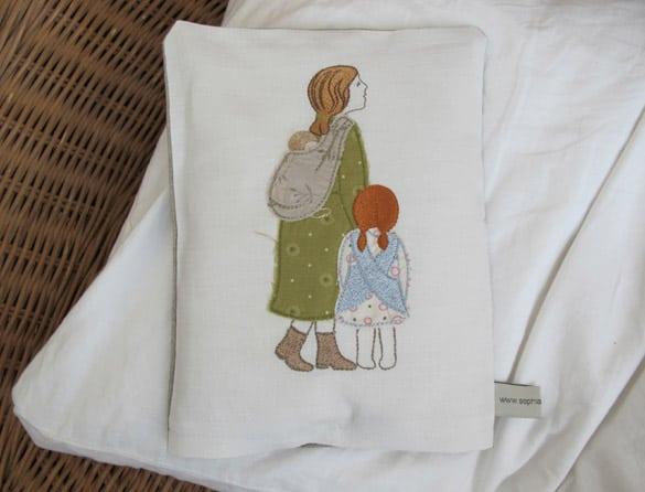 Mutter-mit-Tochter