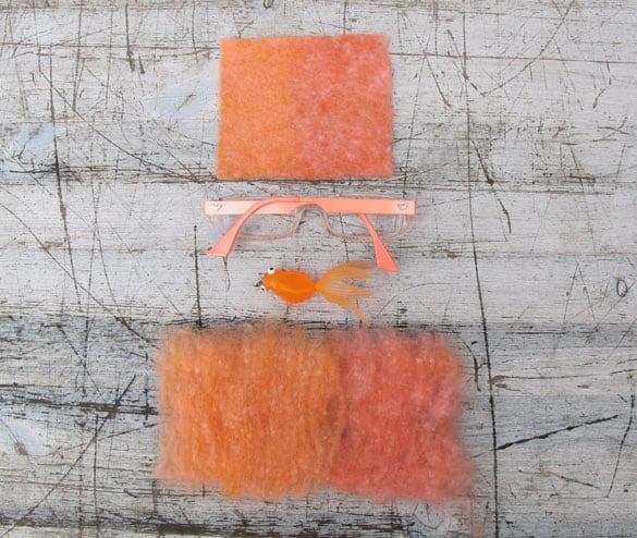 orange-wolle
