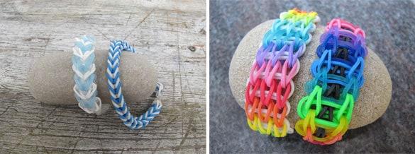 leiter-rainbow-loom-gummis