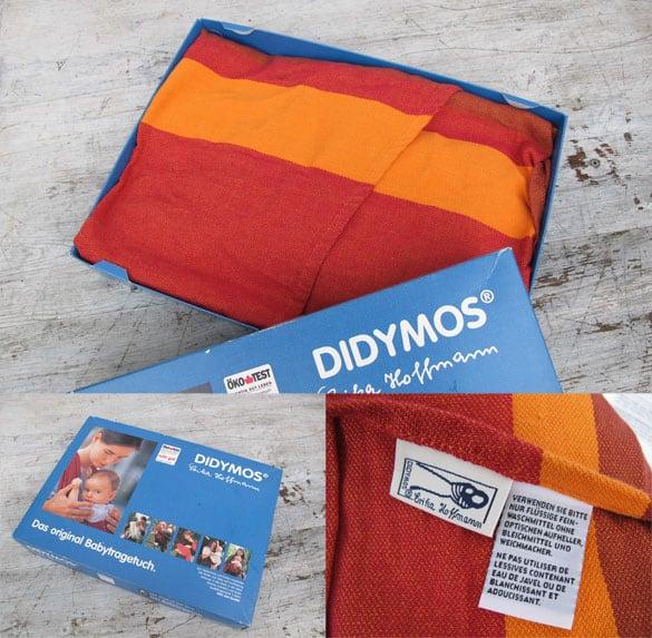 Didymos-Tragetuch