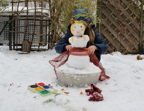 schneefrau-bemalt