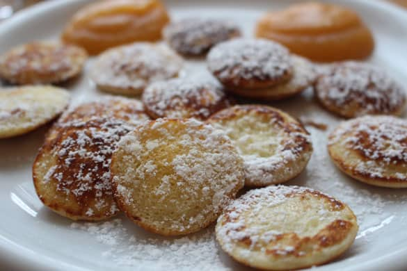 winzige-pancakes